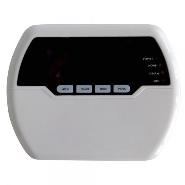 Clavier déporté sans fil pour centrale d'alarme GSM - RTC ST-V PB-502R