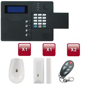 Système d'alarme sans Fil GSM - RTC ST-V