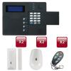 Centrale d'alarme sans Fil GSM - RTC ST-V pack-2