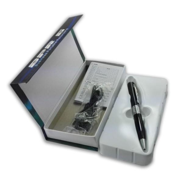 Stylo camera espion avec micro intégré