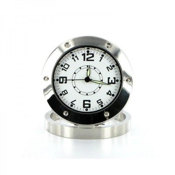 Horloge camera espion avec micro intégré