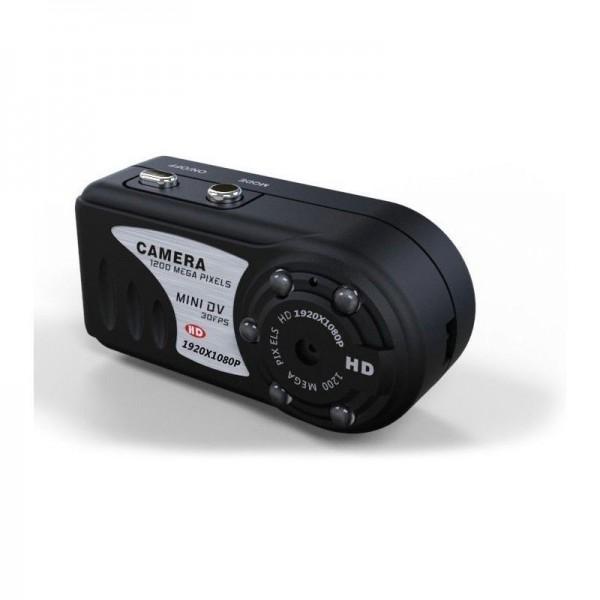 Mini appareil photo caméra espion HD USB vision nocturne micro