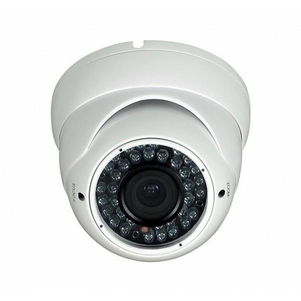 Caméra dôme Sony Varifocal IR CCD 700 TVL 960H