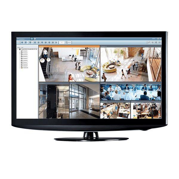 ecran pour systeme de videosurveillance