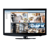 Kit vidéosurveillance 16 caméras IP tubes POE PRO FULL HD 1080P 2.4 MP