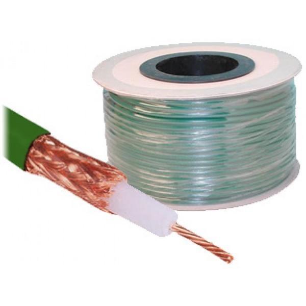 Bobine de câble KX6 100m  pour installation camera surveillance