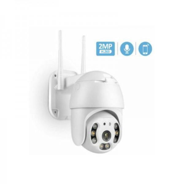 caméra wifi motorisée PTZ dome 2mégapixels