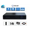 Pack vidéosurveillance 4 caméras FULL HD SONY 700 TVL varifocal tube DVR 960H