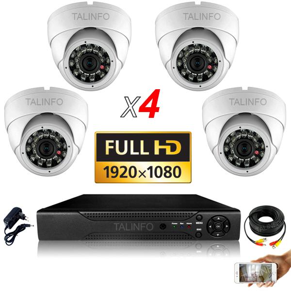 kit videosurveillance professionnel